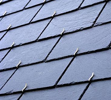 11472421 - slates on a roof